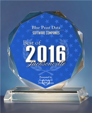 2016 Best Software Company in Jacksonville Florida USA